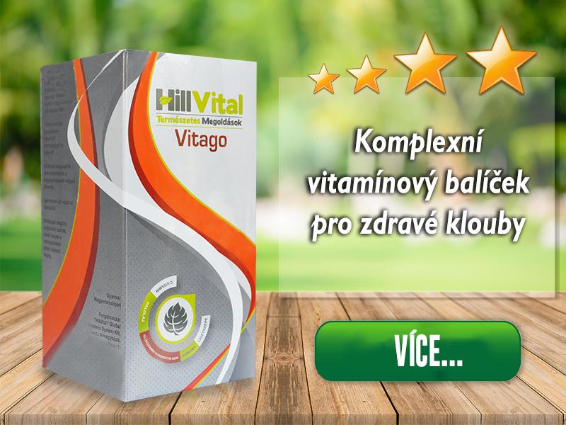Vitago - komplexní řešení pro tenisový loket